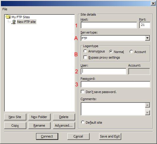 how to set up sftp server filezilla